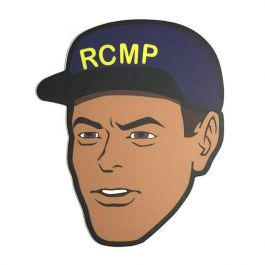 RCMP Guy Sticker?>