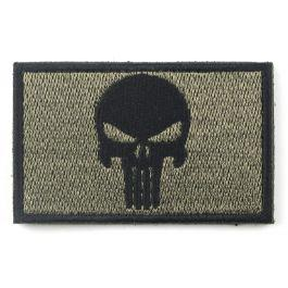 Punisher Logo Embroidered Patch?>