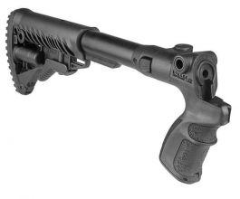 FAB Defense M4 Folding Collapsible Butt Stock For Mossberg 500?>