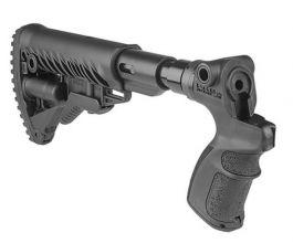 FAB Defense M4 Collapsible Buttstock w/ Shock Absorber For Mossberg 500?>