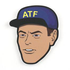 ATF Guy Sticker?>