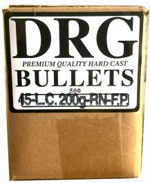 DRG 45LC Cal 200 gr RNFP Bullets (500 Count)?>