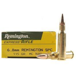 Remington Express 6.8 SPC 115gr FMJ 20rd. Box?>