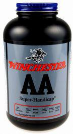 Winchester SUPER HANDICAP (AA) Shotshell Ball Powder for Reloading - 1LB?>