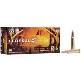 Federal Fusion .223 Rem 62gr JSP 20rd. Box?>