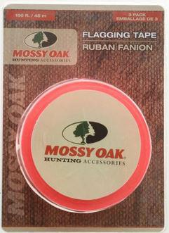 MOSSY OAK Flagging Tape Orange 3 PK 113-773?>