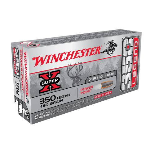WINCHESTER 350 Legend, 180 Grains X3501?>