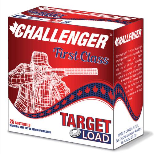 "CHALLENGER (40028) 12GA 2-3/4"" 1-1/8oz 3DR #8 HANDICAP HIGH VELOCITY 1200FPS?>"