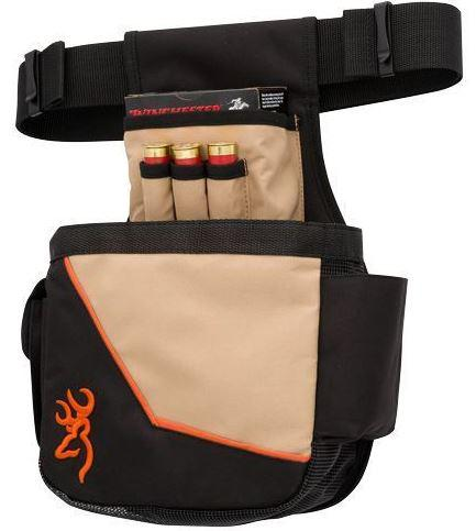 Browning Cimmaron II Shell Pouch Black MD 121040092?>