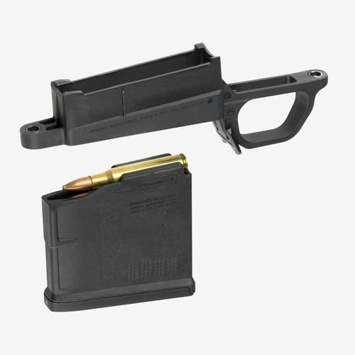 Magpul Bolt Action Magazine Well 700L Standard – Hunter 700L Stock, Black, MAG489-BLK?>
