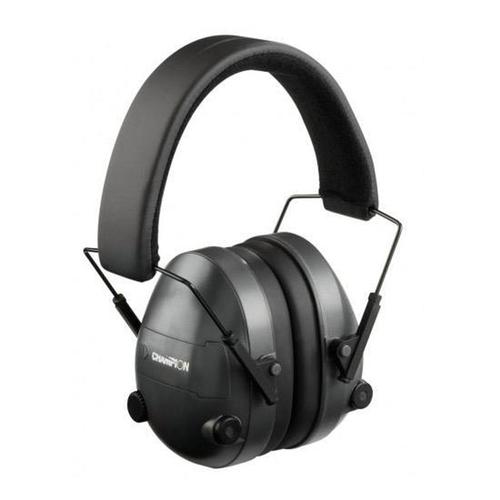 CHAMPION Electronic Ear Muff 23 NRR 40974?>