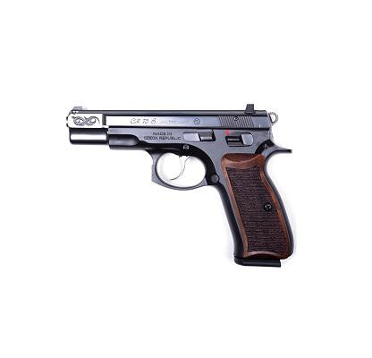 CZ 75B 40th Anniversary Edition 9mm Pistol?>