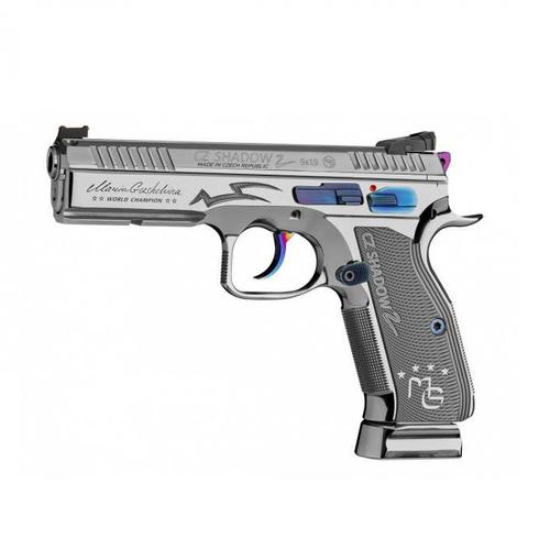 CZ Shadow 2 Maria Gushchina Limited Edition 9mm Pistol  0424-0741-ZD010?>