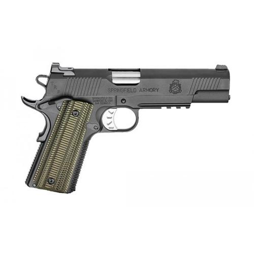 Springfield Armory 1911 TRP Single 10mm Dirty Olive PC9510L18?>