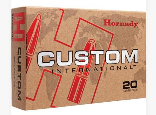 HORNADY AMMO 243 WIN 100GR CUSTOM INTERNATIONAL?>