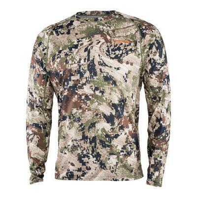 SITKA CORE LT  WT CREW-LS OPTIFADE SUBALPINE 10064-SA?>