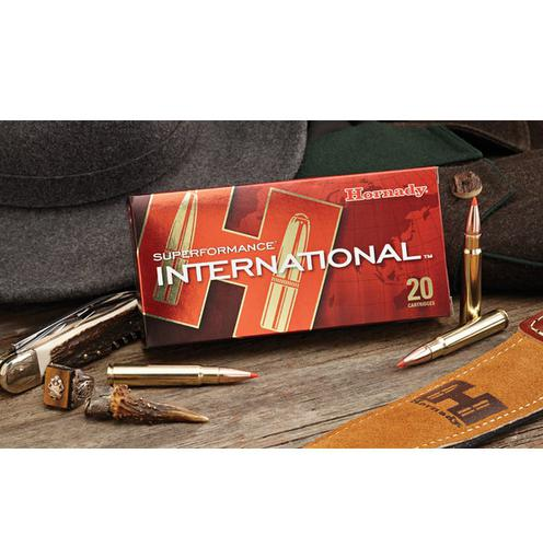 HORNADY 300 Win Mag 165 gr GMX® Superformance® International™ 82038?>
