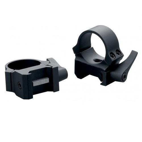LEUPOLD QRW 1-in High Rings (.850) Matte 49858?>