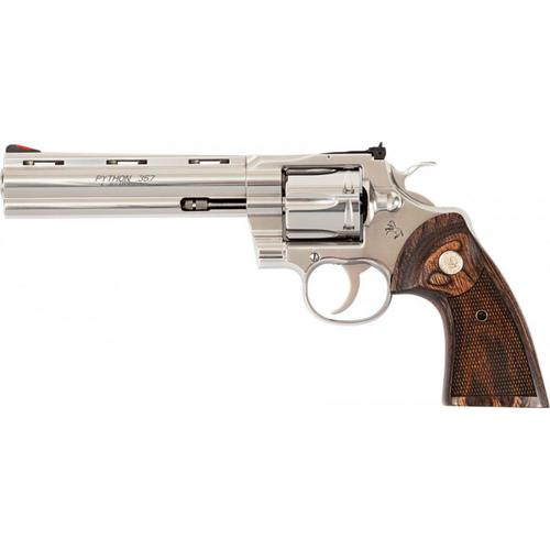 Colt Python .357 Mag Revolver 6″BBL STAINLESS PYTHON-SP6WTS?>