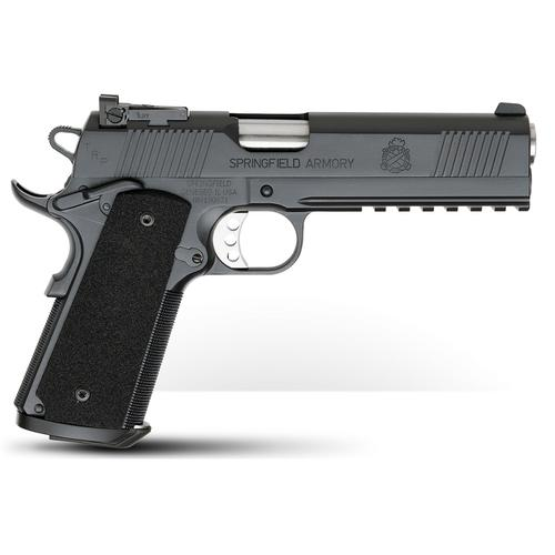 SPRINGFIELD 1911 TRP™ OPERATOR® BLACK ARMORY KOTE™ W/ FULL LENGTH INTEGRAL ACCESSORY RAIL .45ACP?>