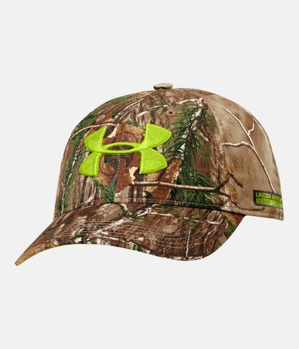 UNDER ARMOUR CAMO SCENT CONTROL CAP-RXT/VEL 1247060-946?>