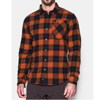 Under Armour Borderland Flannel-Robe?>