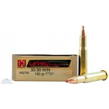 HORNADY Leverevolution 30-30 WIN 160Gr 82730?>