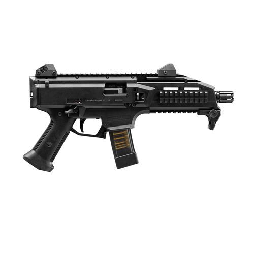 CZ SCORPION EVO 3 S1 9mm 5RD BLACK\TAN?>