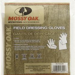 MOSSY OAK Field Dressing Gloves 2 PK 113-747?>
