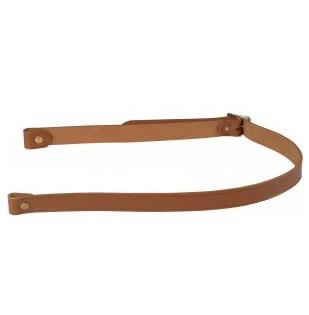 Levy S3-NAT Oil Tan Leather Sling 1″?>
