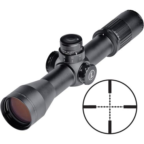 LEOPOLD 115946 MARK 6 RIFLE SCOPE , CMR-W MIL-DOT RETICLE, 3-18x 44mm OBJECTIVE, BLACK FINISH?>