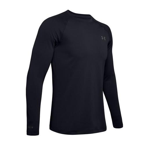 UNDER ARMOUR Base™ 2.0 Crew-BLK,LG/SM?>
