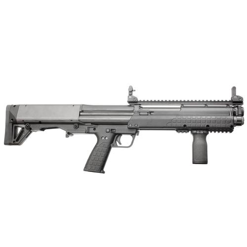 Kel-Tec KSG PUMP-ACTION 12 GAUGE 2 3/4″ or 3″ CHAMBER 18.5″ BBL?>