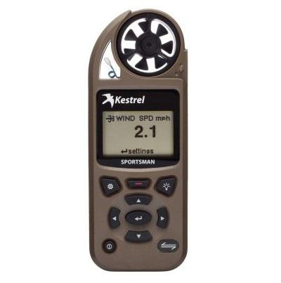Kestrel Sportsman Weather Meter with Applied Ballistics 202540K?>