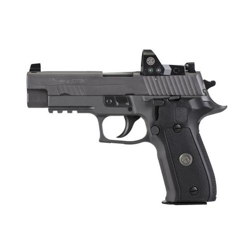 Sig Sauer P226 Legion RX 9mm, Fray PVD, XRAY3 Sight, G10 Grip, 3 10-round Mags, Romeo1?>