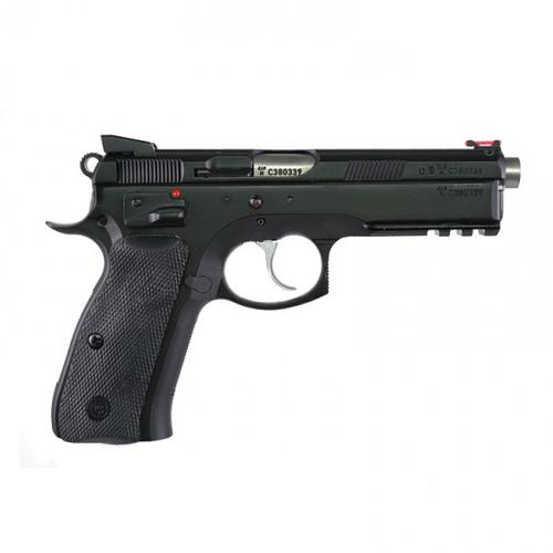 CZ 75 SP-01 SHADOW 1 AUSTRALIAN VERSION 125MM BBL 9MM?>