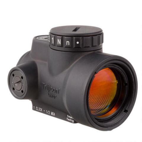 Trijicon 1X25 2.0MOA Adjusted Red Dot Mro?>