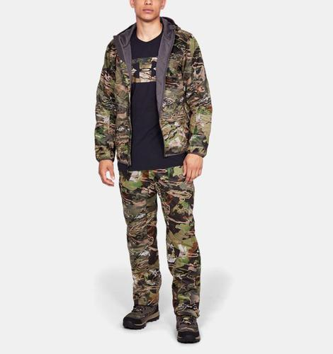 UNDER ARMOUR Brow Tine JACKET Forest Camo /Realtree Edge/Barren Camo 1316741-940/999/991?>