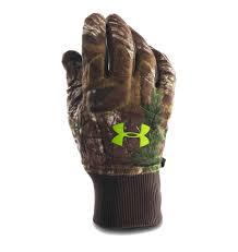 Under Armour | Men's Ua Scent Control Armour® Fleece Gloves 1259230946?>