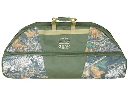 Primos Soft Bow Case with Arrow Pocket 40″ Polyester Mossy Oak Break-Up Camo PS6864?>
