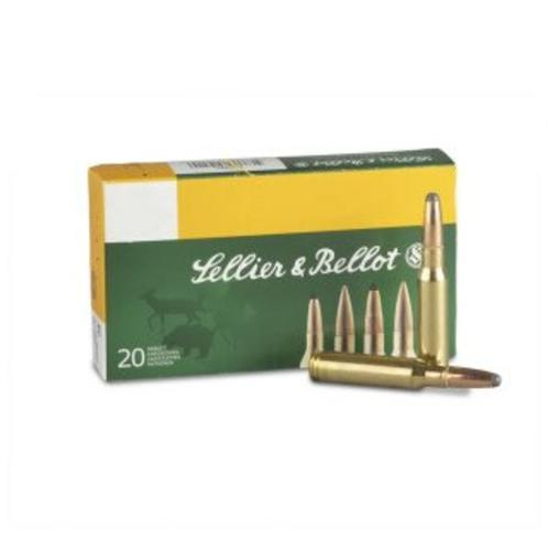 Sellier & Bellot 6.5×55 SWD 140gr SP 330510?>