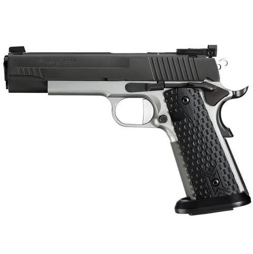 "SIG SAUER 1911 .45-MAXM 5"" BARREL REVERSED 2-TONE 54B139692?>"