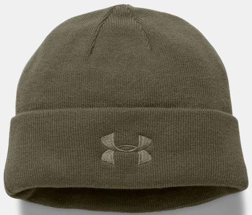UNDER ARMOUR STEALTH BEANIE IN MULTI COLOURS?>