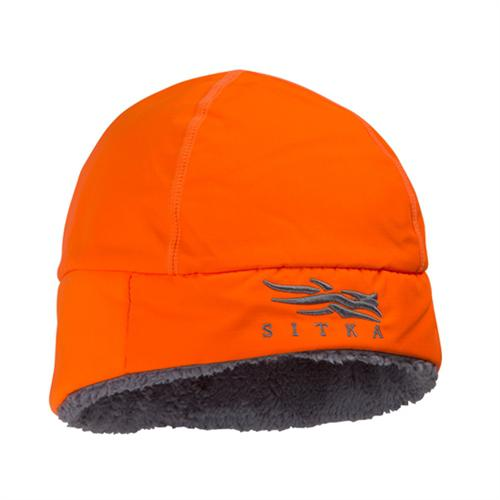 Sitka Blaze Orange Ballistic Beanie One Size Fits All 90082-BL-OSFA?>