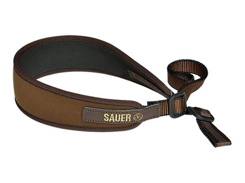 SAUER SLING NEOPRENE BROWN?>