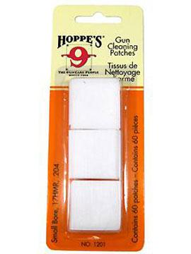 HOPPE'S Patches  Small Bore 17 HMR .204 1201?>