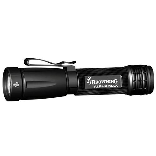 Browning Tactical Hunter Alpha Max Flashlight Model 1239 Black Flashlight, 3711239?>