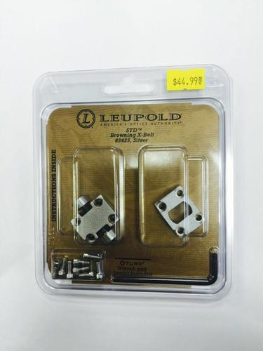 LEUPOLD Browning X-Bolt Silver Base 65425?>