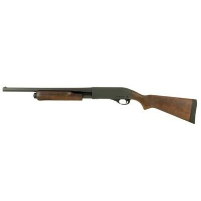 REMINGTON 870 EXPRESS 12 GA 18.5″ BBL HARDWOOD HOME DEFENSE SHOTGUN 3+1RDS 25559?>