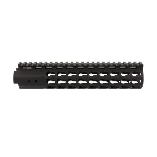 UTG Pro AR15 9″ Super Slim Free Float Keymod Rail MTU004SSK?>